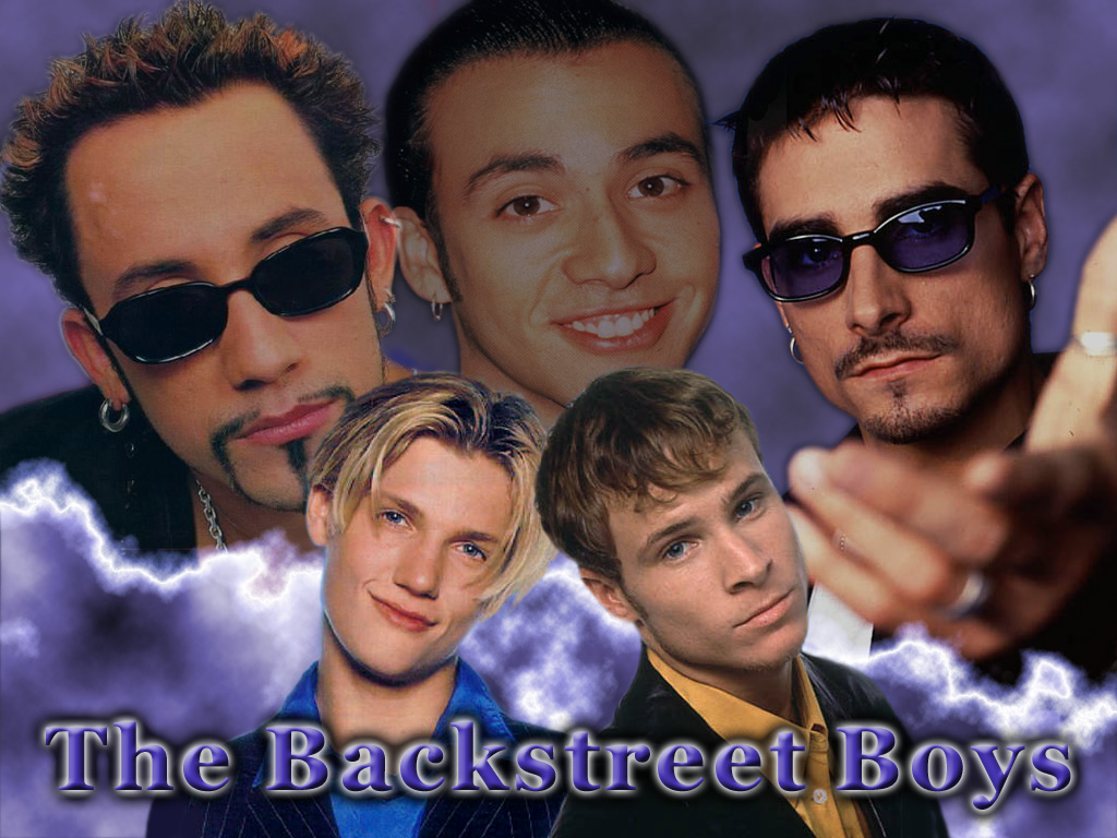 The gallery for --> Backstreet Boys Names