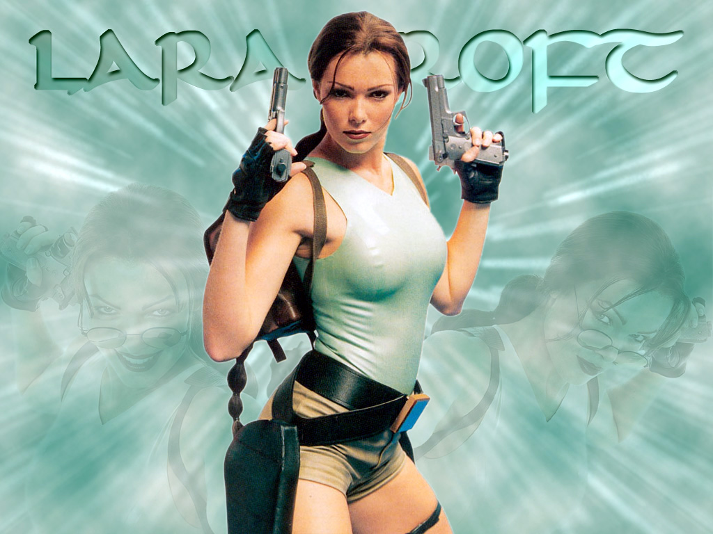 (222k) Lara Croft (McAndrews)