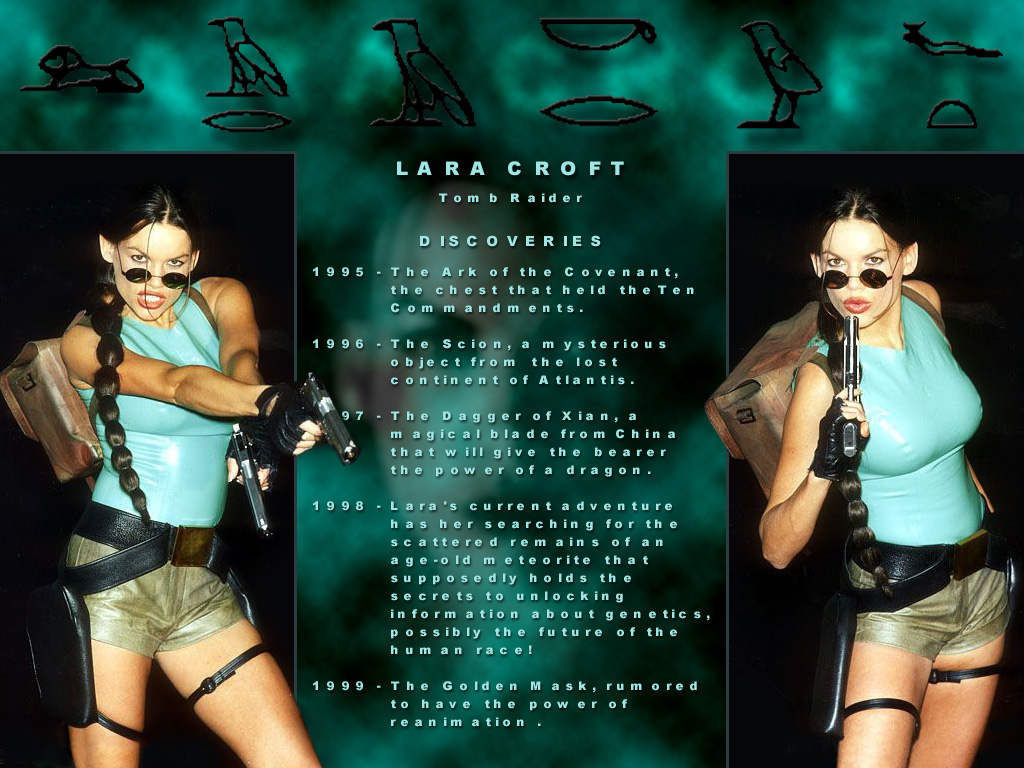 (288k) Lara Croft (Weller)