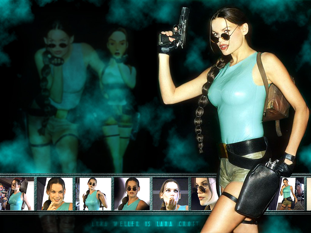 (241k) Lara Croft (Weller) 2